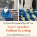 scarf crochet pattern roundup